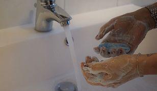 Mydło domowej roboty może mieć dowolny zapach