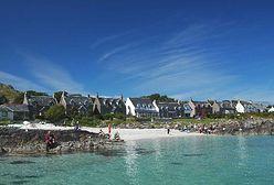Iona - nawiedzona wyspa Wielkiej Brytanii