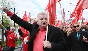 Liderem RSS jest brat Magdy Gessler, Piotr Ikonowicz