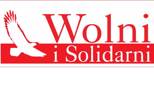 Wolni i Solidarni to polska partia polityczna, której członkowie wywodzą się z prawicowych środowisk