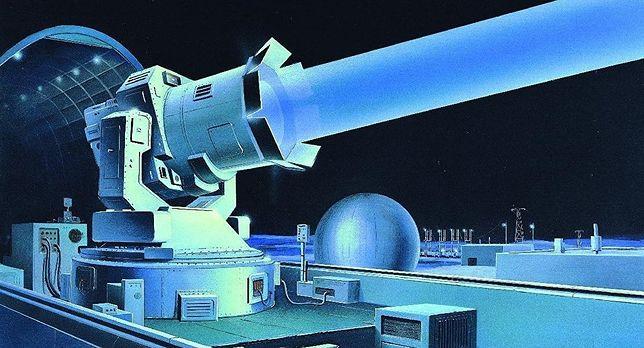 Rosjanie chcą zbudować laser, aby pozbyć się śmieci z kosmosu