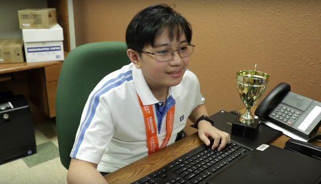 Kevin Dimaculangan, nowy mistrz świata w Excelu