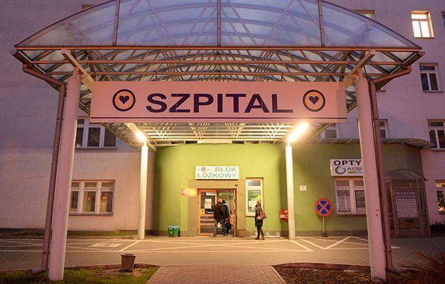 Szpital w Starachowicach