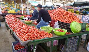 Souk El Had d'Agadir to główna handlowa atrakcja Agadiru
