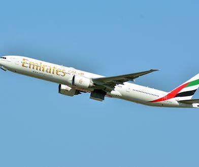 Emirates Airline ma swoją siedzibę w Dubaju