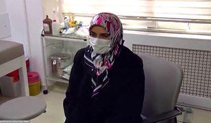 Turcja. Skarżyła się na ostry ból. Miała w brzuchu 9-kilogramowego guza