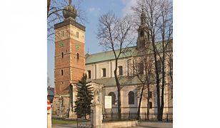 Miechów: Sanktuarium Bożego Grobu