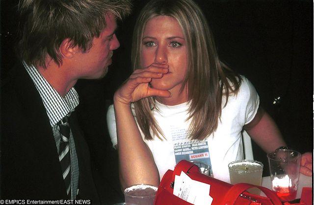"""Jennifer Aniston i Brad Pitt przyłapani na randce. """"Stara miłość nie rdzewieje"""""""