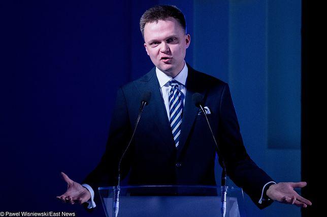 """Szymon Hołownia po pożegnaniu Adamowicza: """"Nie słuchajcie dziś i jutro księży"""""""
