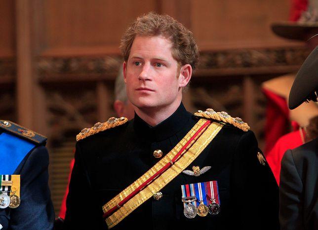 Książę Harry przyznał się do depresji i chodzenia na terapię