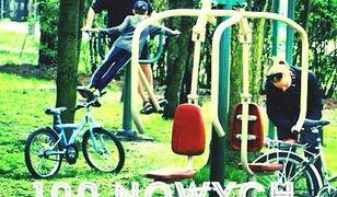 100 siłowni plenerowych od jesieni w stolicy