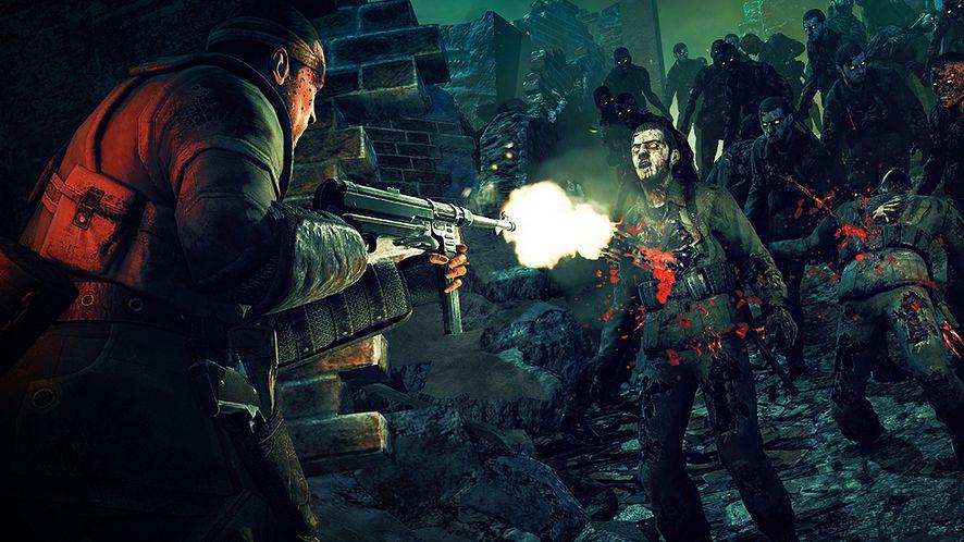 Zombie Army Trilogy — dynamiczna walka z agresją nieumarłych nazistów
