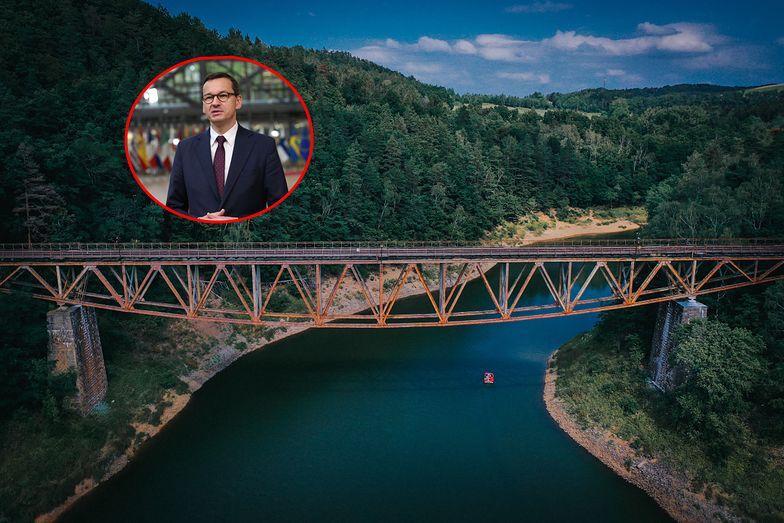 """Wysadzą most w Pilchowicach dla """"filmowej zabawy""""? Jest pismo do Mateusza Morawieckiego"""