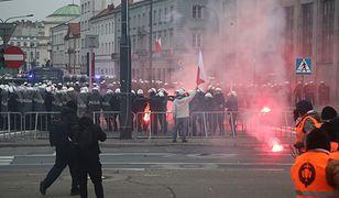 Marsz Niepodległości. Szef MSWiA o działaniach policji