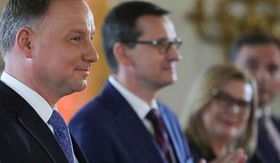 Rekonstrukcja rządu. Prezydent nie chce zmian. List do Morawieckiego