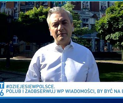 Robert Biedroń o słowach premiera Mateusza Morawieckiego: to obrzydliwe