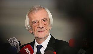 PiS nie wyklucza zgody na odroczenie posiedzenia Sejmu. Ale jest warunek