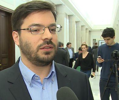 Kukiz'15 chce kar dla posłów okupujących salę plenarną