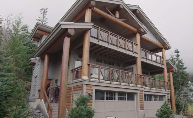 Nawiedzony dom w górach czy posiadłość na ustroniu?  Zaskakujący wybór!