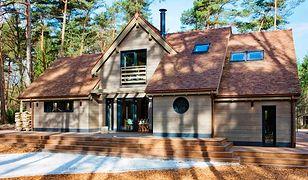 Nowoczesny drewniany dom. Tak to się robi!