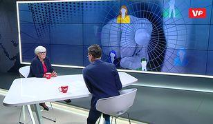 Joanna Kluzik-Rostkowska o systemie Pegasus: to bardzo niebezpieczne dla każdego z nas