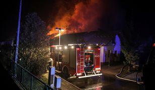 W pożarze zginęła trójka jej dzieci. Matka z zarzutami