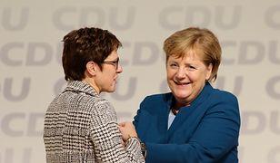 Annegret Kramp-Karrenbauer zastąpiła Angelę Merkel. Nadchodzą cięższe czasy dla Polski