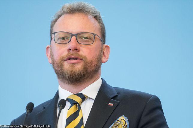 Szumowski opisał stan, w którym Adamowicz trafił do szpitala
