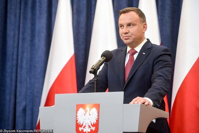 Andrzej Duda wycofał się z inicjatywy marszu przeciw agresji i przemocy