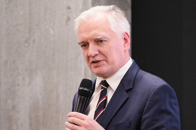 Jarosław Gowin i kolizja auta SOP z tirem. PO domaga się wyjaśnień