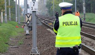 Warszawa - Wawer. Pociąg potrącił 17-latkę