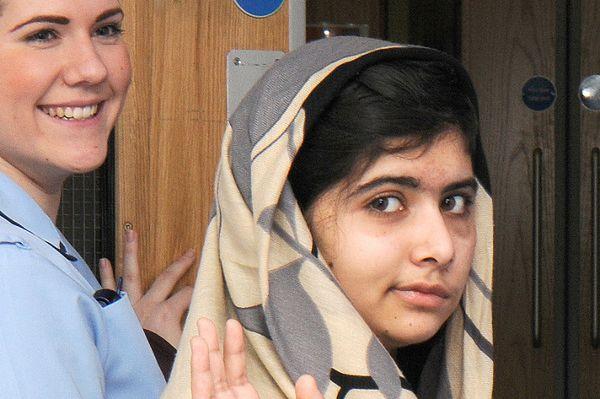 Aresztowano ludzi, którzy usiłowali zabić Malalę Yousafzai