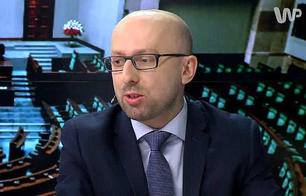 Poseł PiS Krzysztof Łapiński o zmianach wobec dziennikarzy: mówiłem, że to się może źle skończyć