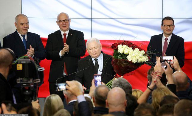 Wyniki wyborów 2019. Jacek Sasin o reakcji prezesa
