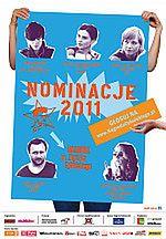 Nominacje do nagrody im. Zbyszka Cybulskiego 2011