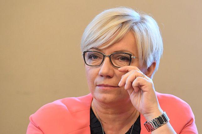 Syn Julii Przyłębskiej dyrektorem w państwowym banku