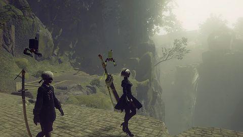 Sprzedaż Nier: Automata dobiła do 2 mln. Square-Enix zatrudnia ludzi do nowego projektu z tej serii