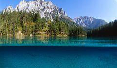 Austria - niezwykłe znikające jezioro
