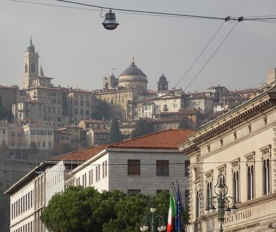 Lotnisko Bergamo-Orio al Serio (BGY). Jak dojechać do centrum miasta?