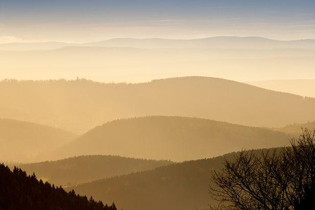 Dolny Śląsk - Góry Sowie