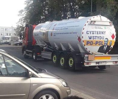 """Wybory parlamentarne 2019. PiS rusza z kopyta. Wyjeżdżają """"cysterny wstydu PO-PSL"""""""
