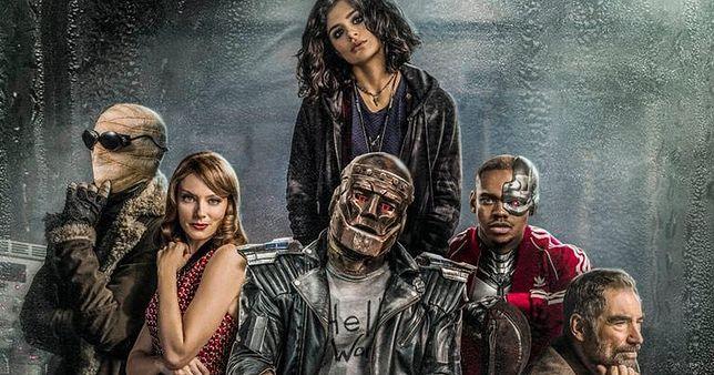 """""""Doom Patrol"""" będzie jednym z seriali dostępnych na HBO Max"""