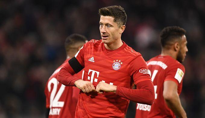 Bundesliga. Robert Lewandowski mknie po tytuł króla