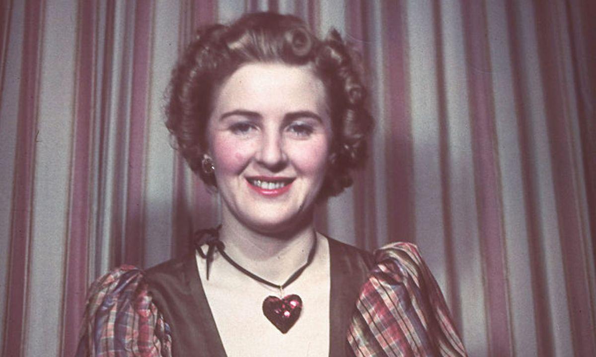 Ewa Braun chciała być żoną Hitlera.