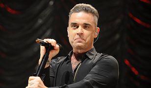Robbie Williams poddał się kwarantannie. Twierdzi, że mógł mieć koronawirusa