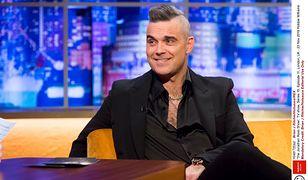 Robbie Williams pojawi się w Polsce. Nagra u nas swój program