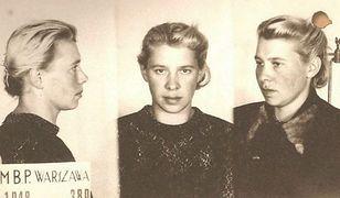 Lidia Lwow-Eberle w więzieniu