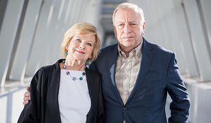 Jerzy Stuhr poznał swoją żonę na studiach. Pobrali się w 1971 roku.