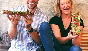 Lara Gessler i Damian Kordas razem gotują