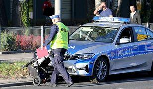 Wypadek na Bielanach. Kierowca BMW nie trafi do aresztu
